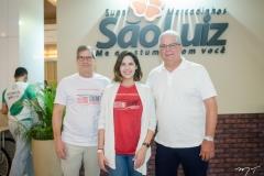 Severino Ramalho Neto, Joana e Fernando Ramalho