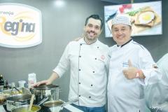 Rodrigo Holanda e Elcio Nagano