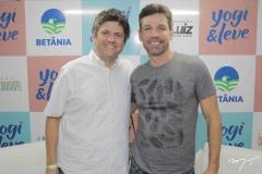 Bruno Girão e Marcio Atalla