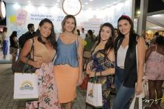 Maria Natanna, Liviane Maranhão, Valeria Frota e Leanna Feitosa