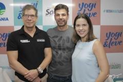 Severino Ramalho Neto, Marcio Atalla E Joana Ramalho