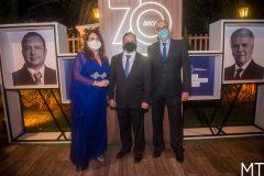 Ana Lucia, Igor Queiroz Barroso e Urbano Costa Lima