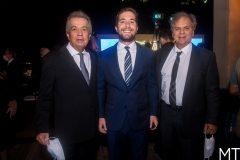 Clovis, Guilherme e Ricardo Rolim