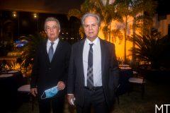 Clovis e Ricardo Rolim