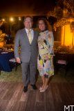Edson Queiroz Neto e Ticiana Rolim