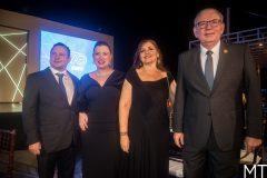 Igor Queiroz Barroso, Aline Felix, Rosangela e Ricardo Cavalcante