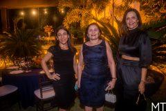 Kerlen Torres, Fátima Facundo e Mirian Pereira
