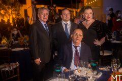 Majela Felix, Igor Queiroz Barroso, Regis Barroso e Aline Felix