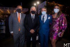 Patriolino Dias, Pio Rolim, Ivan Bezerra e Ana Carolina
