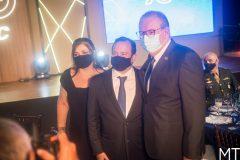 Rosangela Cavalcante, Igor Queiroz Barroso e Ricardo Cavalcante