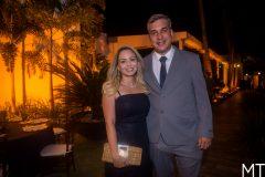 Tereza Cruz e Mark Augusto