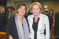Hanna Knapp e Ingrid Gerting