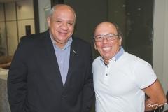 Pedro Alfredo e André Montenegro