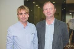 Reiner Klein e Martin Geis