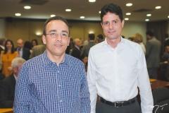 Ronaldo Bezerra e David Baecker