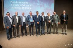 Lançamento da plataforma para o desenvolvimento industrial cearense