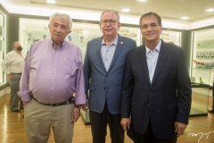 Roberto Macêdo, Ricardo Cavalcante e Beto Studart