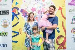 Carolina Dourado, Maria Luiza Dourado, Júlia Dourado e Rogerio Beltrão (2)