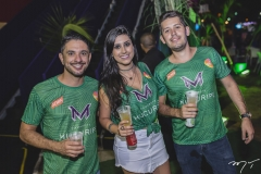 Airton Neves, Mônica Lima e Frederico Alves