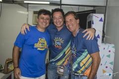 Alexandre Frota, Pedro Neto e Arthur Magalhaes