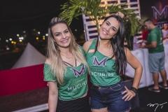 Aline Oliveira e Manu Alencar