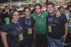 Clara Franck, Italo Girão, Rodrigo Mota e Anderson Queiroz