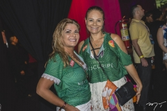 Cristiane Lima e Milena Lima