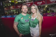 Ítalo Veloso e Scarlett Prado