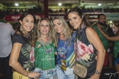 Larissa Coelho, Raquel Barreira, Célia Magalhães e Natália Marques