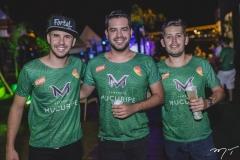 Mathesu Thomas, Jerferson Almeida e Frederico Alves