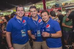 Pio Rodrigo, André Macatrão e Ghiotto Felipe