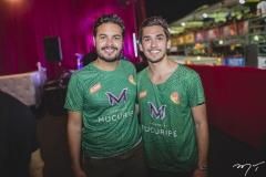 Vinícius Machado e Bruno Parente