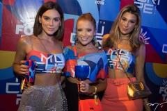 Camila Lima, Fernanda Borges e Alexia Duarte