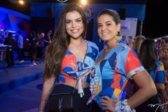 Camila Nogueira e Juliana Barros