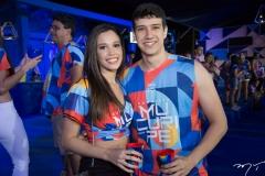 Juliana Mesquita e Gustavo Carvalho
