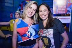 Liana Sá e Larissa Coelho