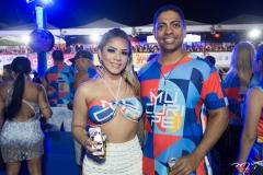 Luziane Gomes e Paulo Eduardo