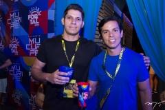 Rodrigo Bastos e Ítalo Girão