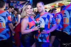 Zeiza Bras e Eder Oliveira