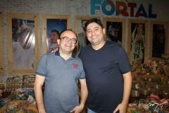 Antomario Hora e Renato Barbosa