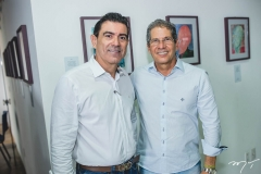 Alexandre Pereira e Severino Ramalho Neto