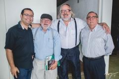 Anderson Carvalho, João Arruda, Douglas Correia e Lucio Jucá
