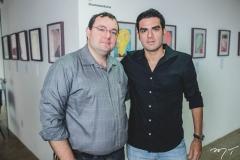 Mosiah Torgan e Rodrigo Nogueira
