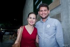 Alessandra Freitas e Bruno Passos
