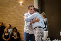 Beto Studart e Roberto Cláudio