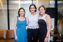 Carol Bezerra, Izolda Cela e Ana Studart