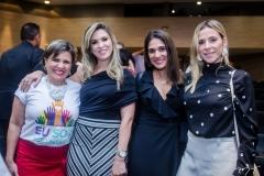 Conceição Borges, Erika Gomes, Tatiana Diogo e Marta Freire
