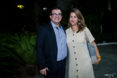 Edgar Cruz e Juliana de Fátima
