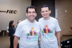 Fábio Silva e Renato Lima
