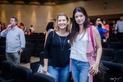 Fabiele Pessoa e Débora Menezes